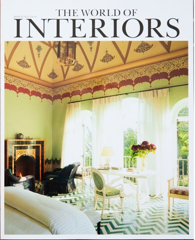 Editorial The World of Interiors 1