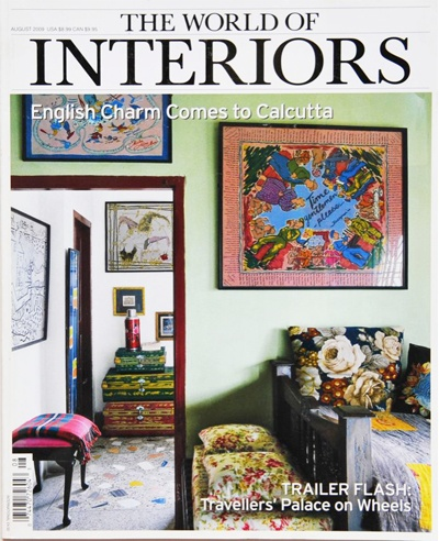 editorial The World of Interiors